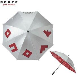 オノフ 晴雨兼用ゴルフ傘/UVカットアンブレラ OU0117 #グローブライドONOFF/2019EQUIPMENT