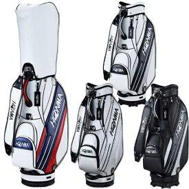 本間ゴルフ サイドライン入りスポーツタイプキャディバッグ CB-12016 サイズ 9.0型/4.2kg#ホンマゴルフ#HONMA#CB12016