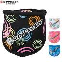 オデッセイ Multi Color Neo Mallet Putter Cover 18JM大型マレット型パターカバー#ODYSSEYマルチカラーネオマレット…