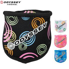 オデッセイ Multi Color Neo Mallet Putter Cover 18JM大型マレット型パターカバー#ODYSSEYマルチカラーネオマレットパターカバー18JM