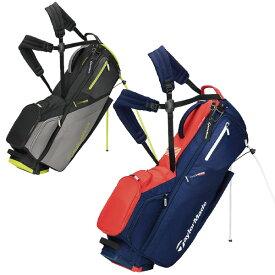 【あす楽対応】テーラーメイド フレックステック スタンドバッグ TA890 スタンド式キャディバッグ サイズ:9.5型/2.5kg #TaylorMade#TA-890#2021年モデル#ゴルフバッグ