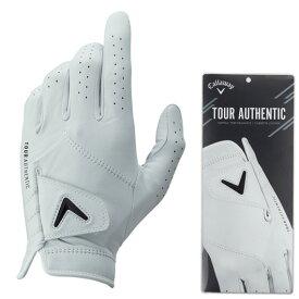 キャロウェイ ツアー オーセンティック グローブ 20 JM ゴルフ手袋(左手用) #Callaway#Tour Authentic Glove 20 JM