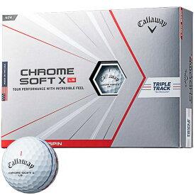 キャロウェイ NEW クロムソフト X LS ゴルフボール1ダース/12個入り#Callaway#CW#CHROME_SOFT_X_LS_BALL