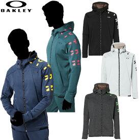 オークリー 3RD-G Synchronism Jacket 2.7 男性用パーカー 品番:461785JP#OAKLEY#アパレル#3RD-Gシンクロニズムジャケット2.7