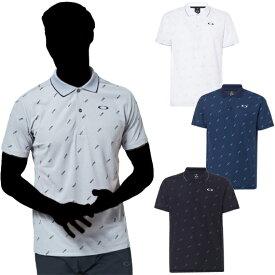 オークリー Enhance SS Polo Graphic 男性用ポロシャツ 品番:FOA400843#OAKLEY#アパレル#エンハンスSSポログラフィック#2020SS