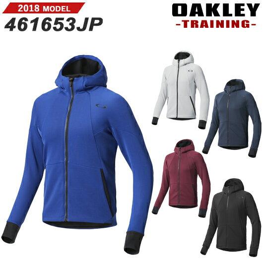 【新品】【アパレル】【2018春夏】オークリー 3RD-G ZERO-1 JACKET 1.0男性用フード付きジャケット品番:461653JP[OAKLEY/2018SS/APPAREL]