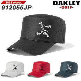 オークリー SKULL WORK CAP 帽子(キャップ) 品番:912055JP #OAKLEY/2018FW/APP/CAP/HAT