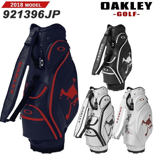 【新品】【送料無料】【2018年モデル】 オークリー SKULL GOLF BAG 12.0 キャディバッグ 品番:921396JP/9.5型 [OAKLEY/18SS/BAG/スカルゴルフバッグ12.0]