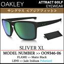 【新品】【送料無料】【ライフスタイルモデル】オークリー サングラス アジアフィットSLIVER XL POLARIZED品番:OO9346-06[OAKLEY/SLIVERXL/スリバーXL/0093