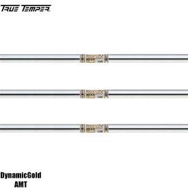 トゥルーテンパー Dynamic Gold AMTアイアン用スチールシャフト#ダイナミックゴールドAMT#シャフト単体/工房/リシャフト