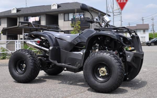 6/末入荷予約可能 ATV バギー110cc ZONGSHENエンジン搭載 ハマータイプ新車