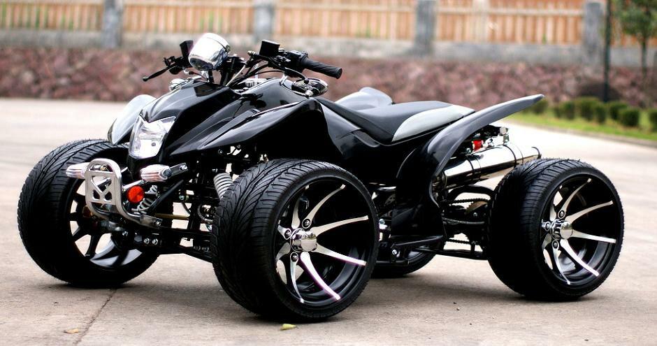 ATV バギーカスタム LIFANエンジン搭載50cc 14インチ新車