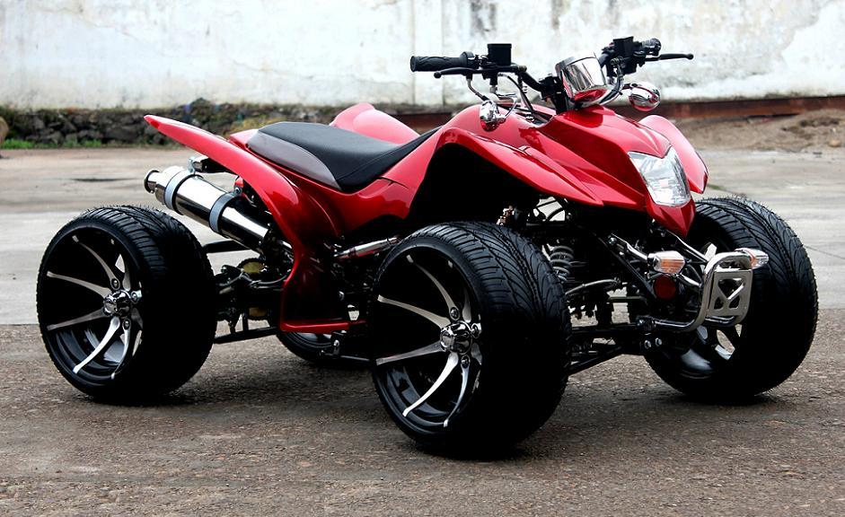 ATV バギーカスタム LIFANエンジン搭載50cc 14インチ新車(R)