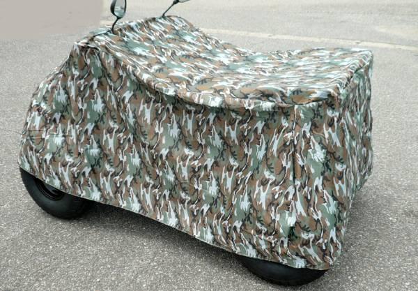 ATV バキー トライク用 ボディーカバー H084A迷彩 新品