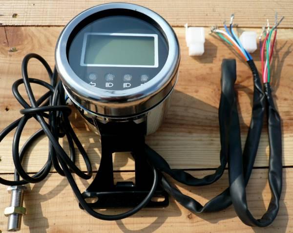 4輪バギーATV用デジタルスピードメーター H012