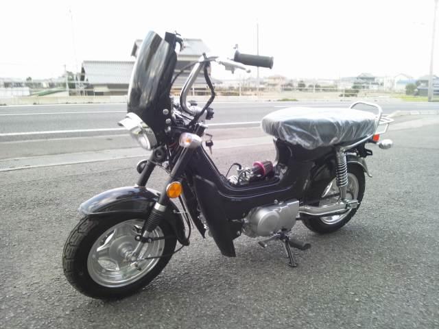 シャリーカスタムバイク50 新車