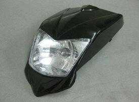 バギー用ヘッドライトカウル外装セット黒タイプ2