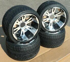 ATVバギー用 12インチホイール&タイヤ 4本セットH083J
