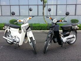 復活 オリジナルバイク 50cc&110cc ブラック