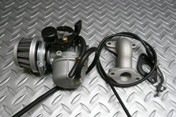 ATVバギー&トライク併用キャブレター  H015Es新品