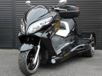 スカイトライクカスタム水冷250cc バック付 テールLED仕様