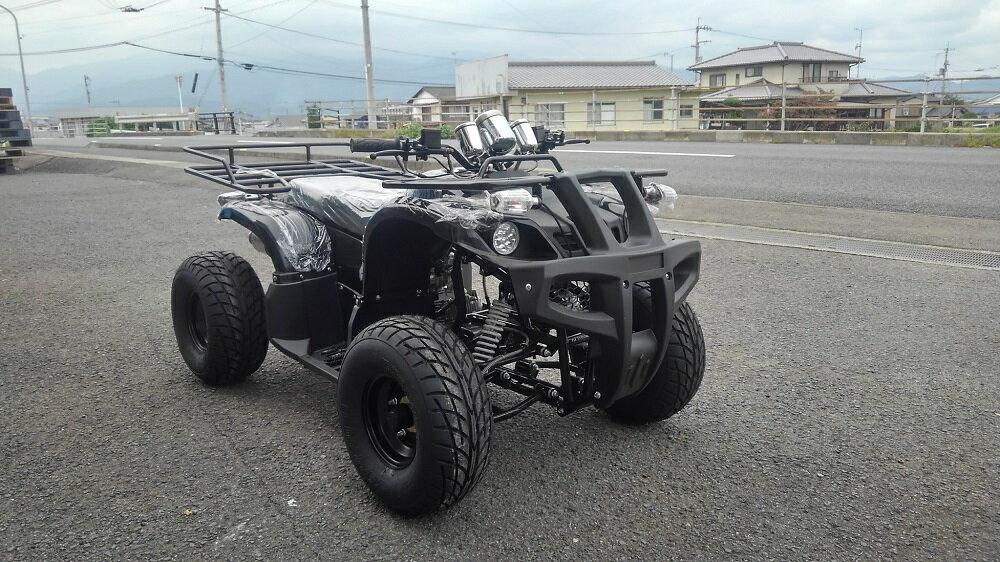 ATV バギー ハマータイプ新車A-1