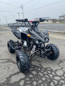 四輪セミバギー 50cc ATV 前進3速バック付 まる目