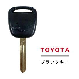 高品質 ブランクキー トヨタ ファンカーゴ 内溝 横1穴 横1ボタン ワイヤレスボタン スペア キー カギ 鍵 純正代替品 割れ交換に キーレス 合鍵 TOYOTA Fan Cargo