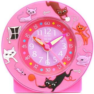 Baby Watch /babywatch children's alarm clock tourist rock cat