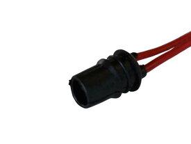 ポジション球ブラケット黒ゴム T10 ソケット CBX400F CB400F NSR250 CB900F バブ 送料無料440円★22-1734