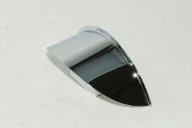 ヘッドライト バイザー ピヨピヨ 4.5インチ スティード400 バルカン400 APE TW225 送料無料1300円★10-2410