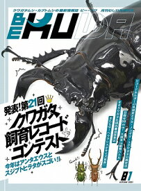 最新刊!ポイント3倍!送料無料★代引き不可 ビークワ81号 BE-KUWA81号 絶賛販売中!