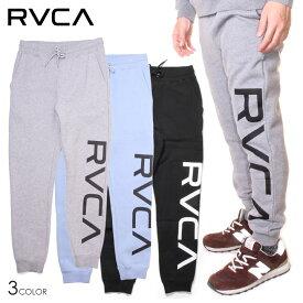 【 SALE 26%OFF 】 RVCA ルーカ スウェットパンツ メンズ BIG RVCA PANT 2020秋冬 ブラック/グレー/ブルー S/M/L/XL 【evi】