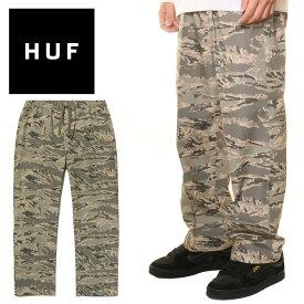 HUF ハフ イージーパンツ CORE EASY PANT メンズ 2021 迷彩 カモフラ デジカモ ミリタリー M/L