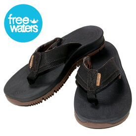 【在庫一掃セール】 ビーチサンダル サンダル メンズ ビーサン サーフ アウトドア 海 プール 男性 靴 夏 フリーウォータース FREE WATERS TALL BOY MO-017