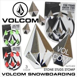 デッキパッドスノーボードVOLCOMSTONESTUDSSTOMP-K6751402【ボルコムデッキパッドスノー滑り止めスノーウェア】