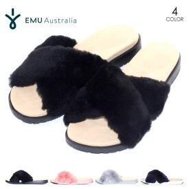 EMU エミュ サンダル レディース MAREEBA ブラック/ネイビー/ピンク/グレー 23cm/24cm/25cm