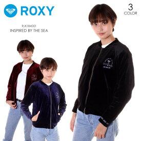 ROXY ロキシー ジャケット レディース INSPIRED BY THE SEA JACKET RJK184001 2018-2019秋冬 ブラック/バーガンディー/ネイビー S/M/L 【evi】