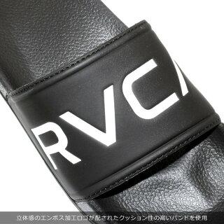 RVCAルーカシャワーサンダルメンズレディースユニセックスSHOWERSANDALAJ041973AJ043973AJ041-973AJ043-9732019春夏ブラック/レッド/ホワイト23.0cm-28.0cm