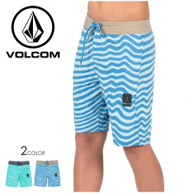 7ebb37d8b2a 【SUMMER SALE:50%OFF】 VOLCOM ボルコム サーフパンツ キッズ MAG VIBES STONEY