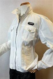 【セール50%OFF】【2018春夏新作】 ショーン・バイ・ミラショーン mila schon 【ジージャン】【メンズ】【ブランド】【ブルゾン】【Gジャン】【メンズファッション】【ミラショーン服】 切り替えジージャン ホワイト
