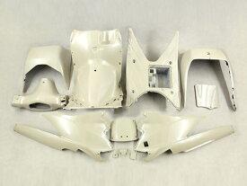 特 アドレスV125/G(CF46A/4EA) 塗装済みインナー12点 ベージュ色 ススキ バイクパーツ カウル