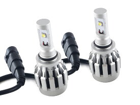 【特】一体型 2000LM LEDヘッドライト HB4 CREEチップ 白 12v24v 左右set