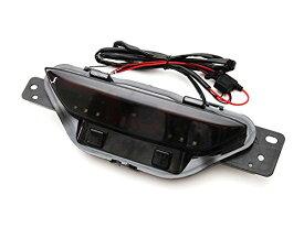 C-HR CHR ZYX10/NGX50 LED リアフォグランプ テールランプ バンパーライト スモール/ブレーキ機能付 反射板