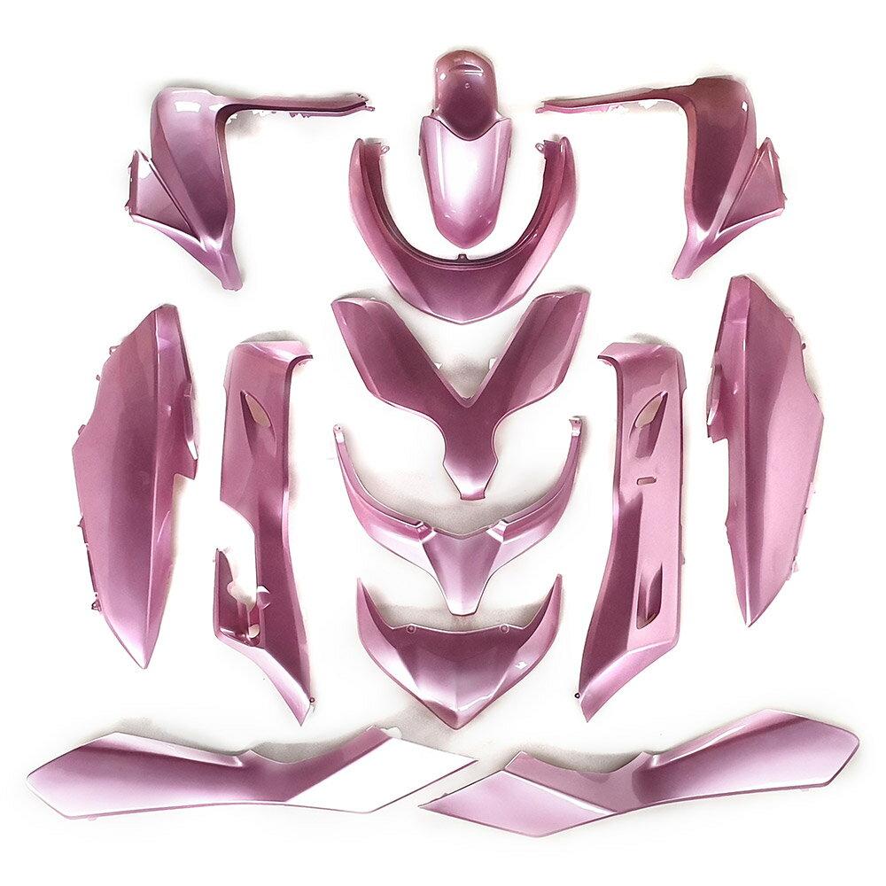 特 ホンダ フォルツァMF10 外装カウル 13点セット 薄ピンク(桜)色