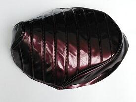 ライブDIO(AF34/35) エナメル シートカバー タックロール ワイン