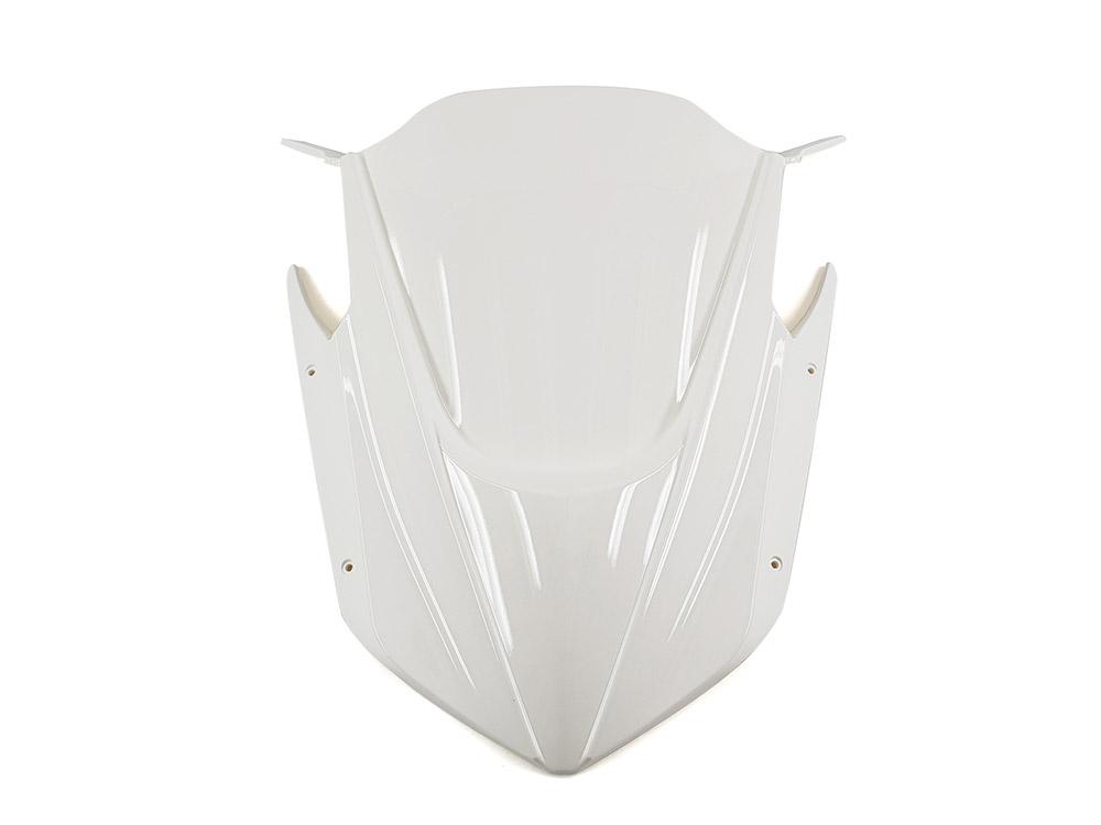 マグザム エアロ仕様 フロント マスク 白色(パールホワイト) ヤマハ CP250 SG17J SG21J
