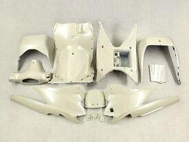 【特】スズキ アドレスV125/G(CF46A/4EA) インナーカウル 12点セット 塗装済み ベージュ色