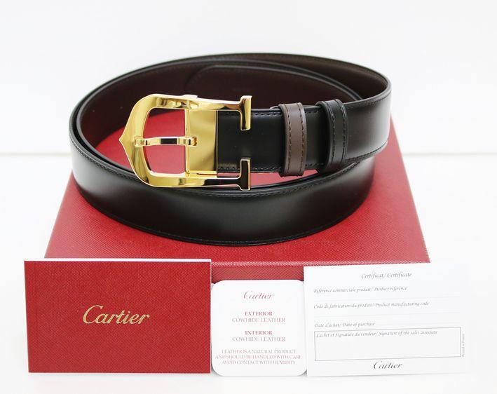 【質SHOPアデ川】Cartier カルティエ L5000171 ロング C ベルト メンズ【未使用品】【送料無料】【質屋】【男性】【ベルト】【カルチェ】【アデガワ】【北越谷】