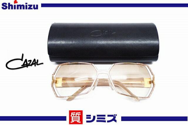 【CAZAL】 美品 カザール サングラス MOD.940 COL.430 ケース付 【中古】